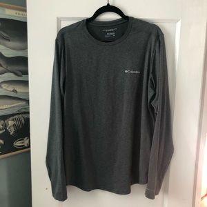 Columbia Omni-shade sun shirt